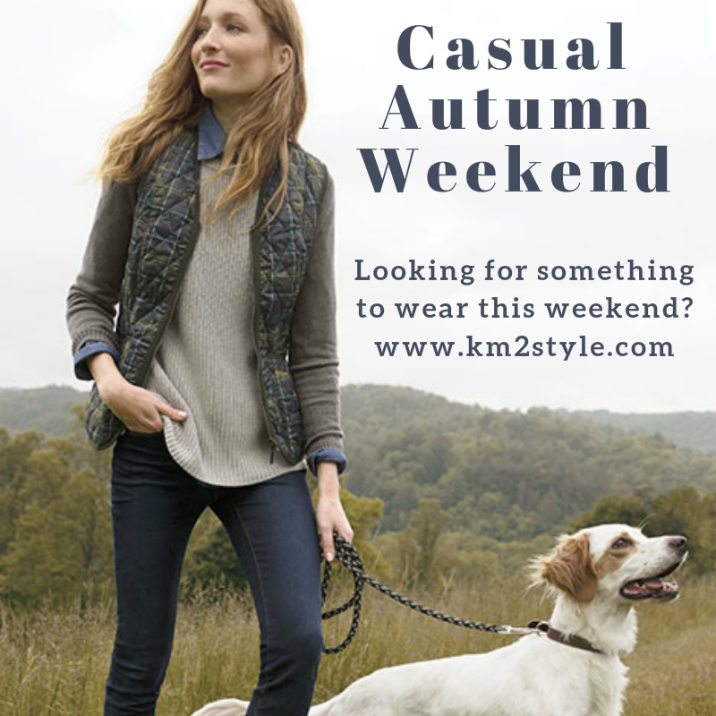 KM2Style ~ Casual Autumn Weekend!